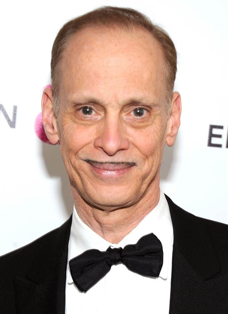 John Waters Nontraditional Pencil Mustache Happy