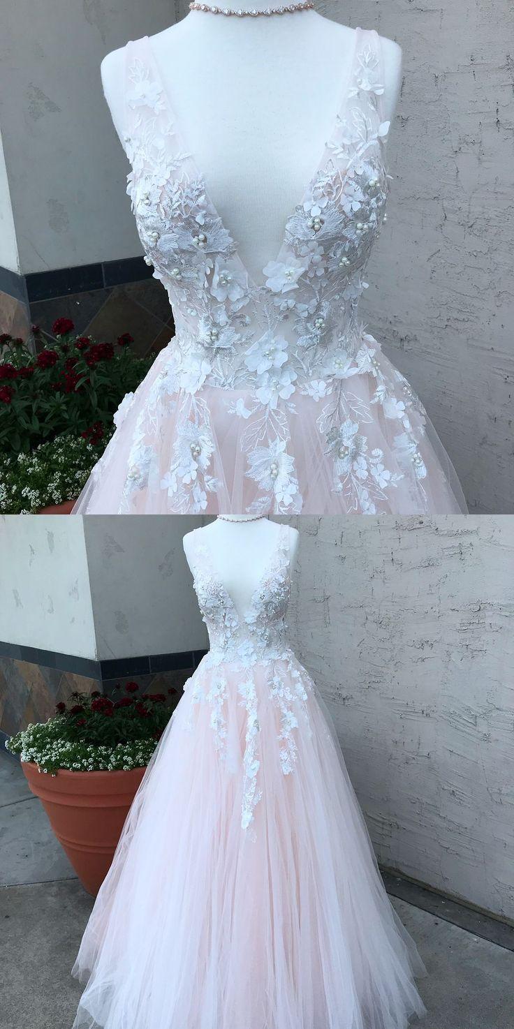 76 best 2018 prom dresses images on Pinterest   Party wear dresses ...