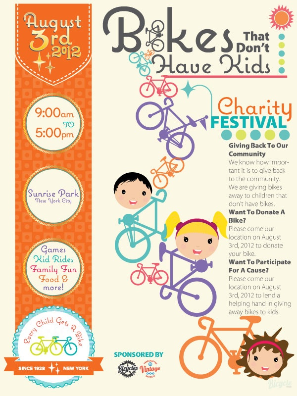 Bikes For Kids Charity Bikes That Don t Have Kids