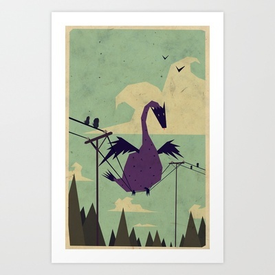 I Got this! Art Print by Yetiland - LOVE THIS!