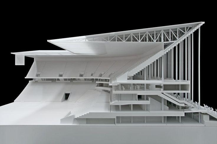 Herzog de Meuron - Stadion Bordeaux