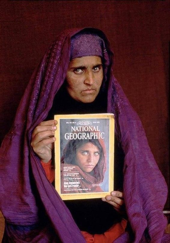 "Та самая ""афганская девочка"" 1984 года pic.twitter.com/WLwIDK63ZS"
