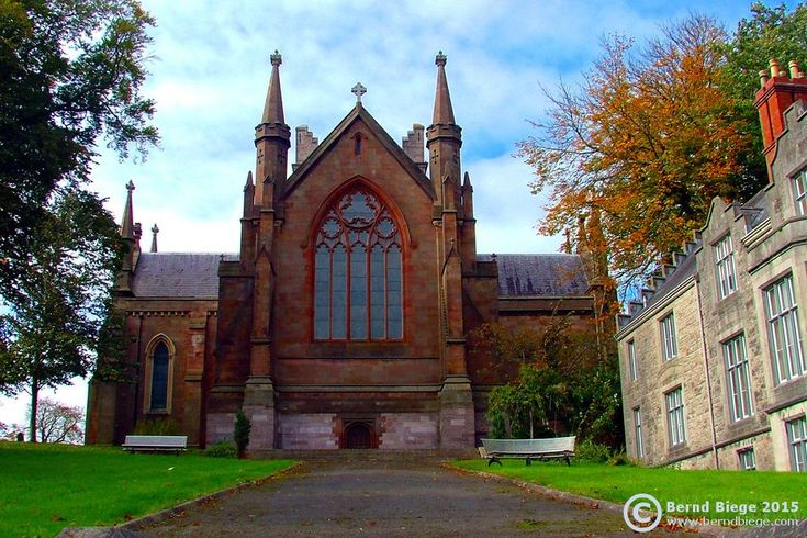 Saint Patrick's Cathedral (CoI) in Armagh