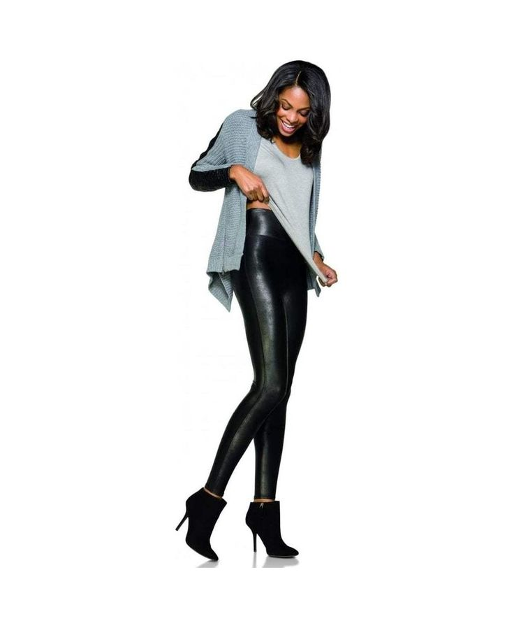 Sexy Faux Leather Leggings : Comely Faux Leather Leggings