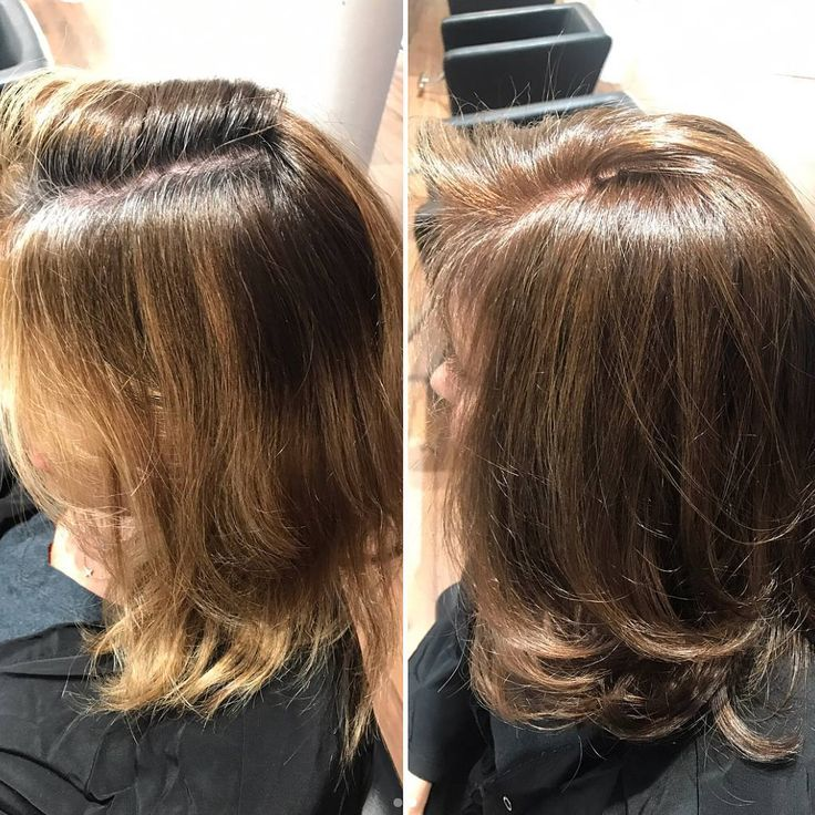 118 Best Before And After Hair Color Results Images On