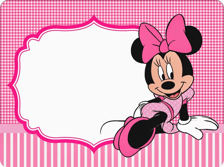 birthday • party • cumple minnie