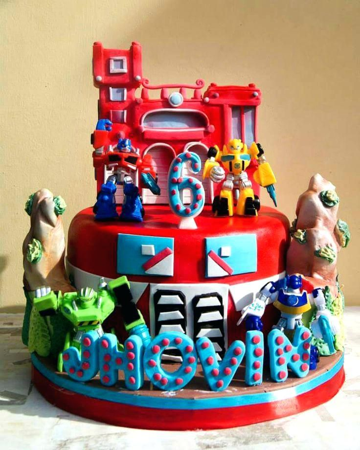 Rescue Bots Cake Topper Image Result For Birthday Party Transformers Toppers