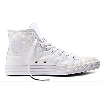 Converse nbsp;–Chaussures, Mixte - Blanc - Blanc, EUR 42 EU