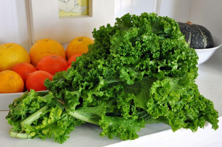 Ingredient Spotlight: Mustard Greens