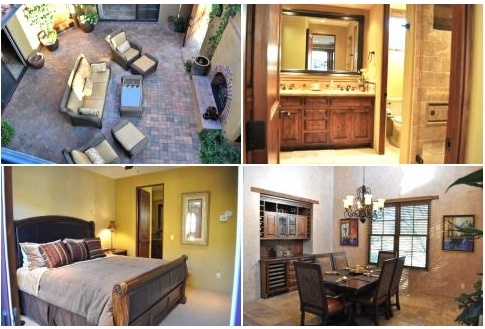 #homeexchangeinstyle Desert Mountain Golf Course Community, #JackNicklaus Courses. CLICK here for details: http://www.ivhe.com/property/listing0742.php