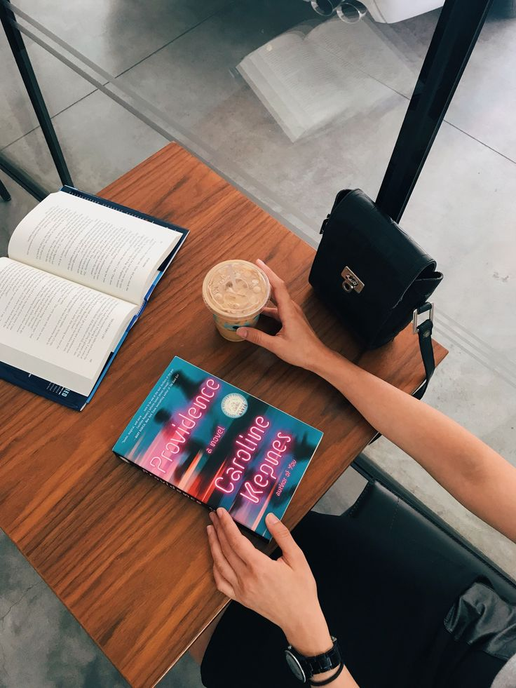 Ever read a thriller with a coffee in hand?