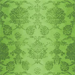 Designers Guild - Wallpaper - Sukumala Emerald