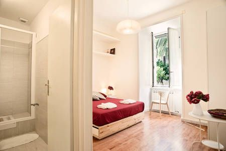Check out this awesome listing on Airbnb: Fantastic huge apt - Coliseum-7pp! in Rome