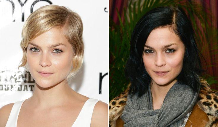 10 примеров того, как цвет волос меняет человека 9