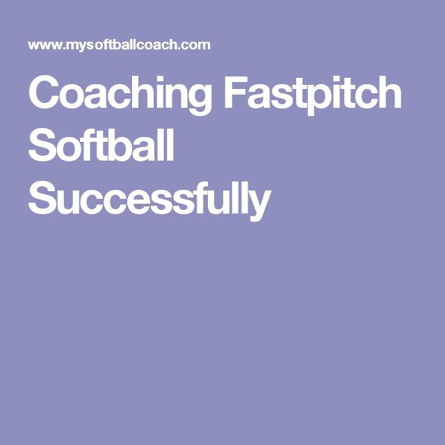 Best 25+ Softball coach ideas on Pinterest Softball drills - softball coach resume