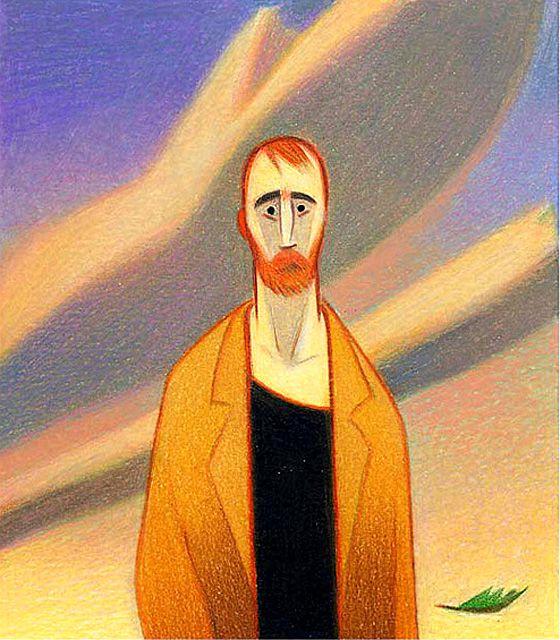 Andrea Serio: Vincent - 2000 - personal work