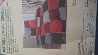 Simones Produkttest: Microfaser Bettwäsche von Leonado Vicenti