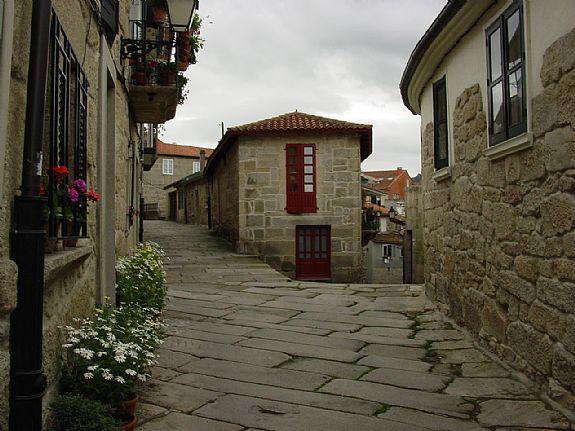 Casco histórico de Allariz (Ourense). #Galicia