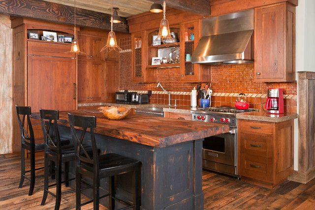 Best 25 Reclaimed Wood Countertop Ideas On Pinterest