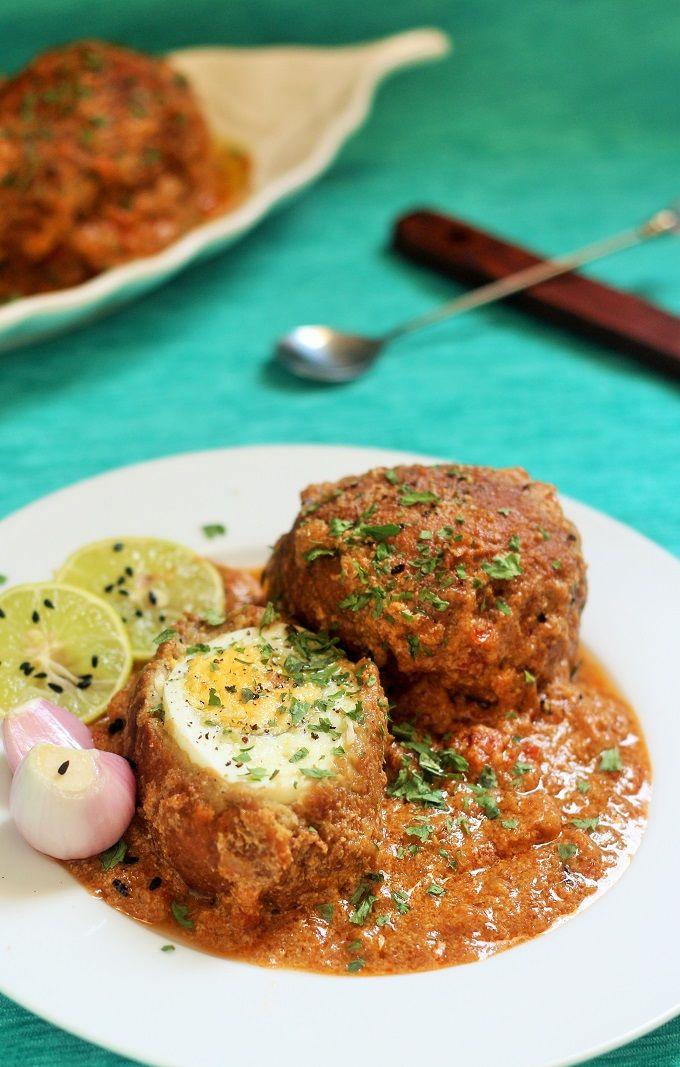 090004960السلام عليكم و رحمة الله و بركاته Nargisi Kofta Curry, Nargisi Kofta recipe is an awesome dish which will be a perfect dish for the party table. Royal, Elegant, Delicious, this dish will be an amazing curry that goes well withchapati, naan, any kind ofrice, pulaos or parathas. This nargisi kofta curry gravy is made...Read More »