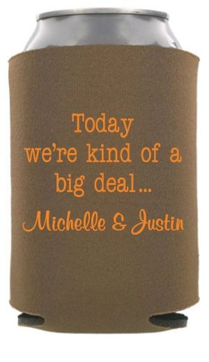 Twc 6412 Today We Re Kind Of A Deal Koozie
