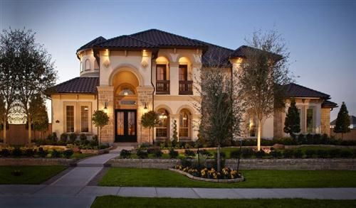 93 awesome big rich houses dream homes pinterest big for Beautiful rich houses