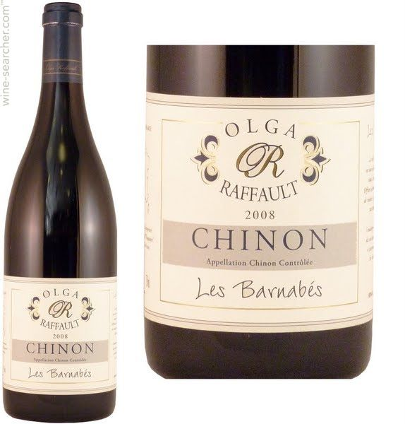 Stores and prices for '2013 Olga Raffault Chinon Les Barnabes, Loire, France' in USA. Compare prices for this wine, at 17,000+ online wine stores.