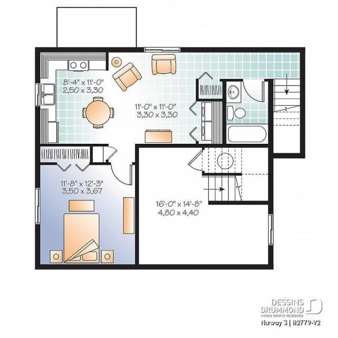 42 Plan Maison Avec 2 Logements