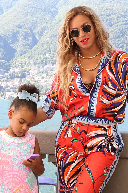 Beyoncé & Blue My Life 26th July 2016