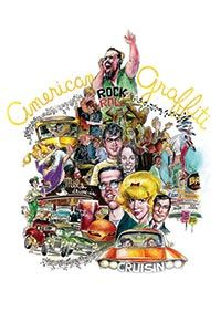 American Graffiti back in theatres on 7.28.13 and 7.31.13!