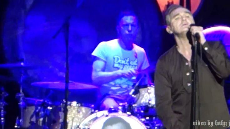 Morrissey-EVERYDAY IS LIKE SUNDAY-Live @ Fox Theatre, Tuscon, AZ, April ...