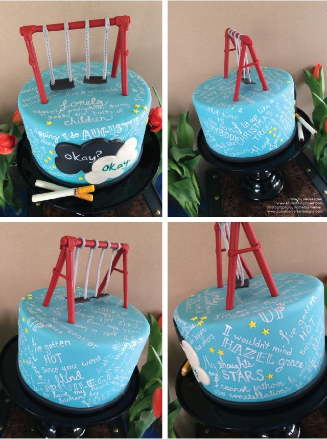 Pamela Smerker Designs: The Fault In Our Stars Movie Premiere Party At Home