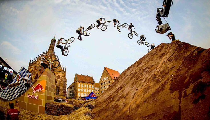 Red Bull Signature Series - District Ride FULL TV EPISODE