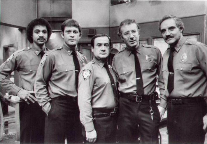 """Barney Miller - Episode """"Uniform Day"""""""
