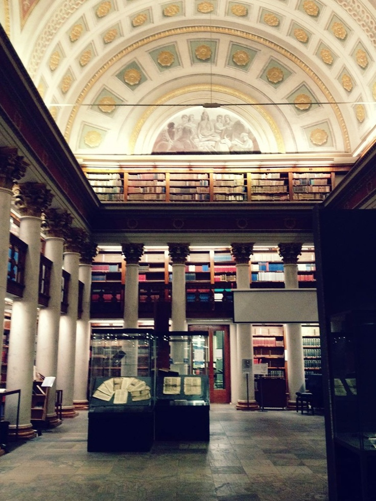 The National Library of Finland  Stunning!