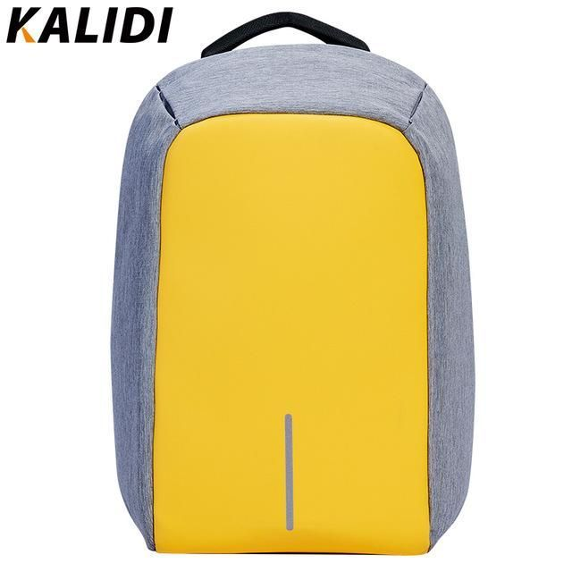 Anti-theft Waterproof Laptop Backpack Men External USB Charge Notebook Backpack for Women 15.6'' Computer bag
