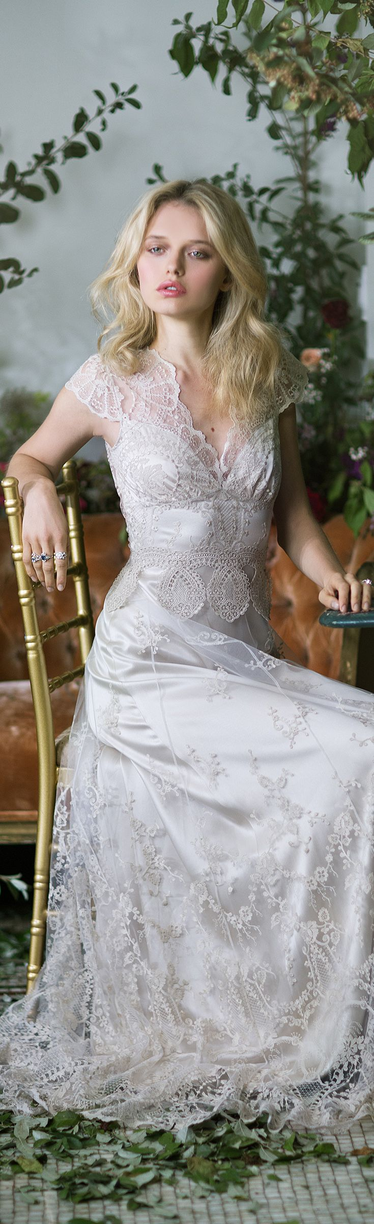 178 best GARDEN WEDDING Style and Bridal Gowns images on Pinterest ...