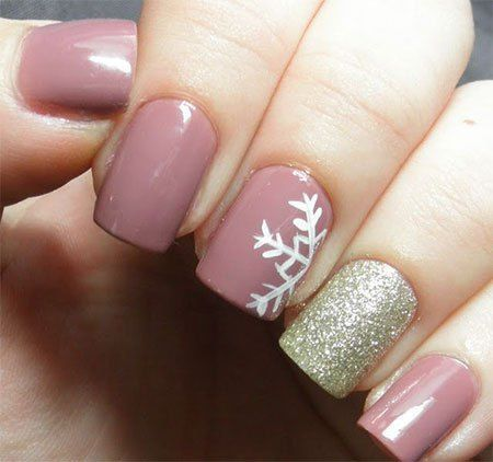 nice cute winter nail art designs 2017 - styles outfits