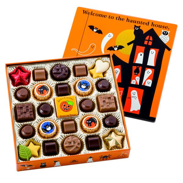 #Halloween Chocolate Box - Morozoff