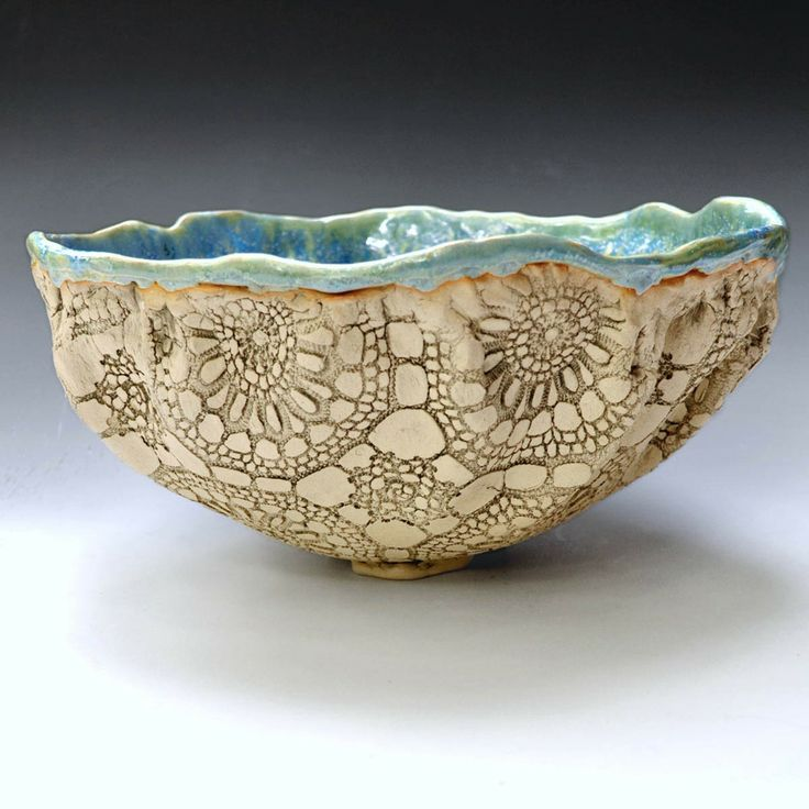 Hand built pottery ideas pictures to pin on pinterest for Ceramic clay ideas