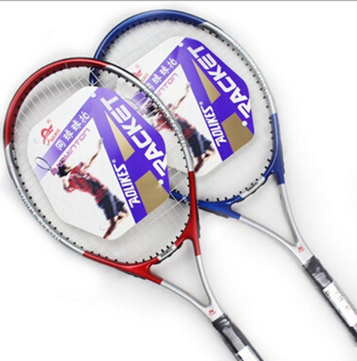 Высокое качество теннисные ракетки теннисные ракетки для начинающих с мешком и строки