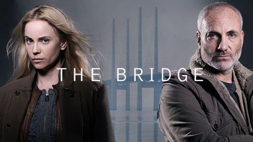 "The Bridge.  2011.  A Swedish and Danish crime drama co-production.  I've watched the first season on Netflix with subtitles.   It was about catching a serial killer, and it was absolutely fantastic.  (Remade as a British/French series ""The Tunnel"", and as a U.S./Mexican series ""The Bridge"".)"