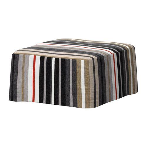 NILS Overtrek voor kruk IKEA Bekleding machinewasbaar; makkelijk schoon te houden.