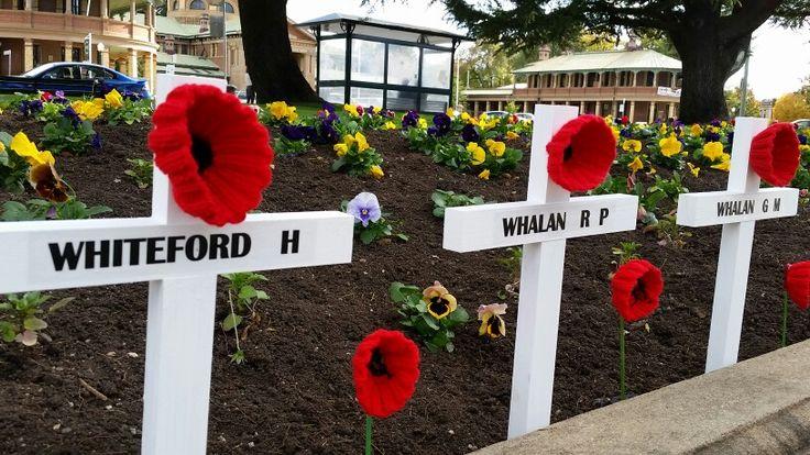 Bathurst NSW Anzac Day 2015