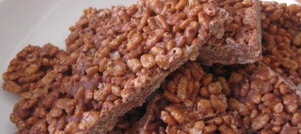 barrette cioccolato riso soffiato bimby