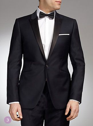 John Lewis Prom Suit for a Great Gatsby inspired wedding ...