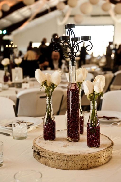 185 best wine bottle decorations images on pinterest for Wine bottles decorated with flowers