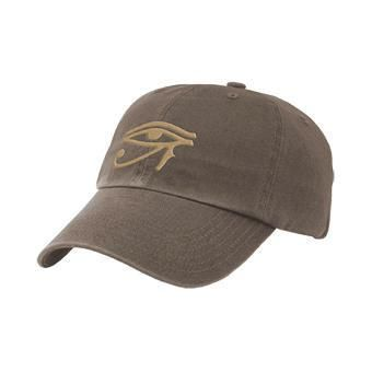 Dr.JoeDispenza has store of Clothing which includes caps , Eye of Hours Twill Cap - Light Brown Matt Metallic Gold Embroidered Logo    Heavy Weight Garment Washed Cotton  Low Profile with Relaxed Contoured Crown Shape #Meditation #Clothing