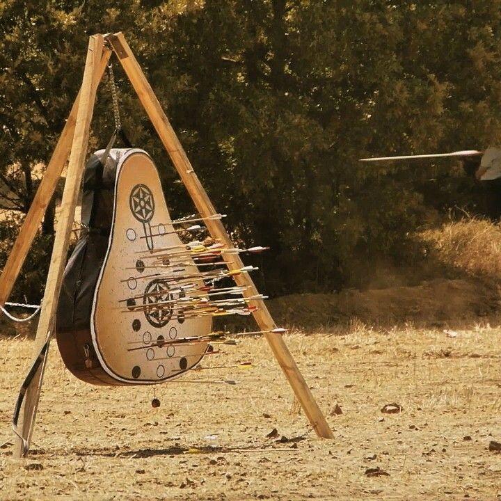 Turkish archery