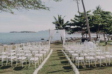 Thailand Wedding by Eric Ronald #thailand #wedding #outdoor #destination #samujana #kohsamui